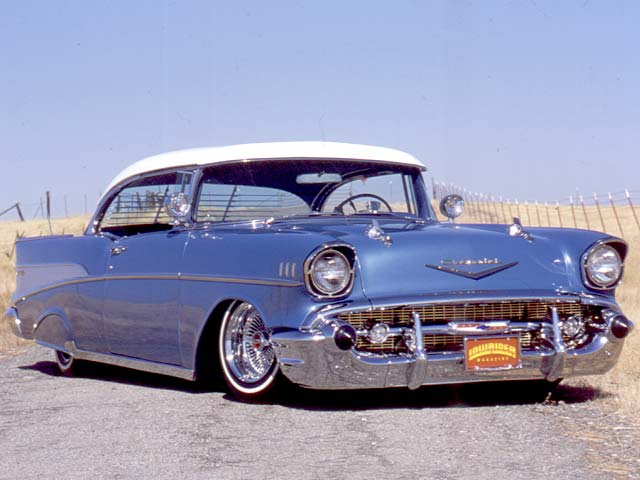 Lowrider Miami >> 1957 Chevrolet Bel Air Heaven Sent--Lowrider Magazine