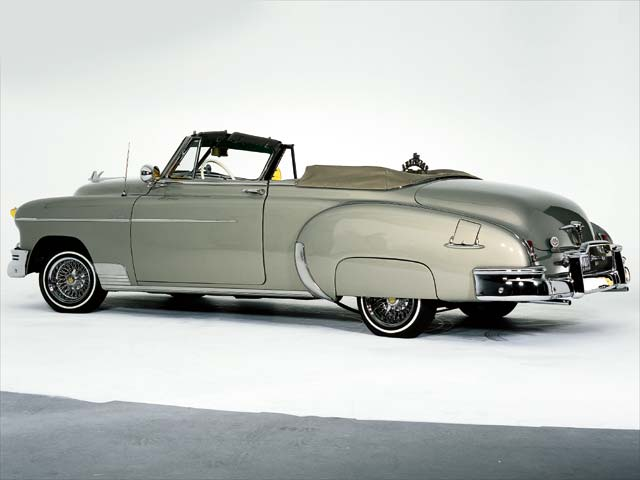 1950 Chevy Deluxe Still Rapping Lowrider Magazine