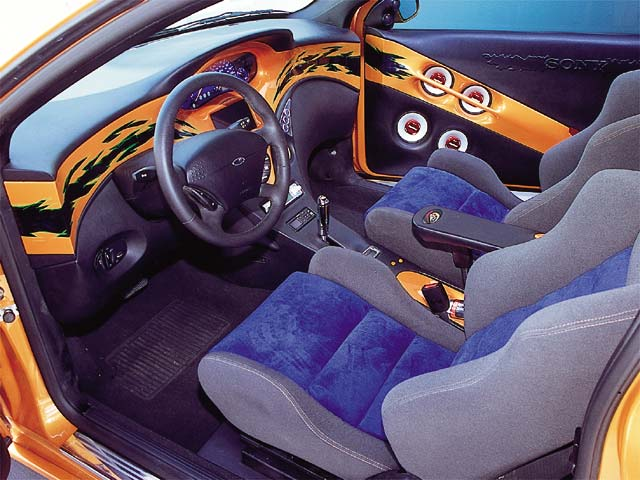 2001 ford focus zx3 featured custom cars lowrider euro magazine. Black Bedroom Furniture Sets. Home Design Ideas