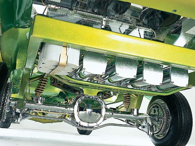 Tricked Out Chevy 6 Cylinders Autos Post