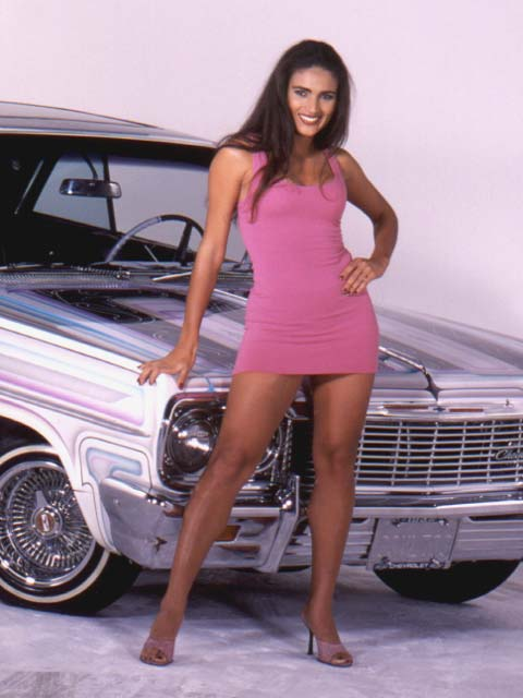 Lowrider Model - Wanda Acuna - Aug 2002