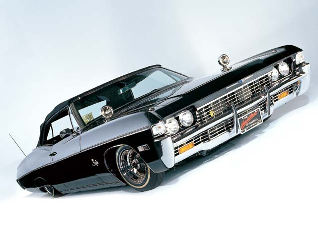 1968 Chevrolet Impala Don T Cry Over Me Lowrider Magazine