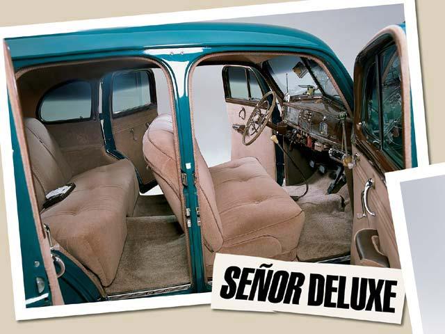 1939 Chevy Master Deluxe Sedan Senor Deluxe Lowrider