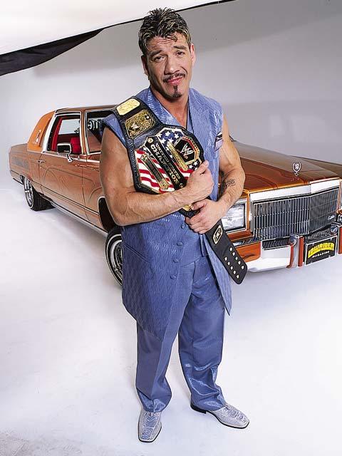 Eddie Guerrero -- Lowrider Magazine
