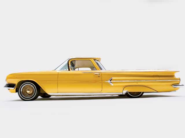 Chevy Impalas Com >> 1960 Chevrolet El Camino - LowriderMagazine.com
