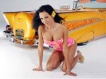 0507_15s-Lucia_Tovar-Kneeling_Down_In_A_Pink_Dress