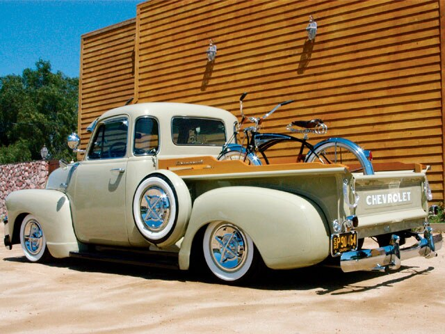 1951 Chevrolet Pickup Angel Dust Lowrider Magazine