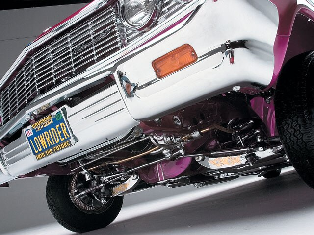 1964 Chevrolet Impala Certified Gangster Feature Lowrider