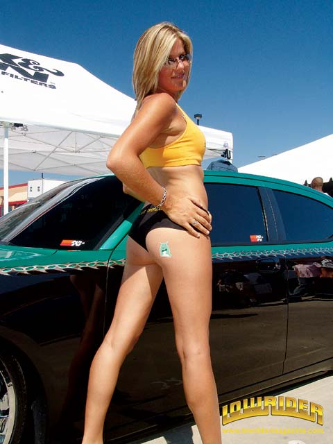 Lowrider bikini contest topic