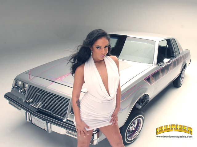 For a picture of Ice LaFox with this 1981 Buick Regal, visit our <a href=
