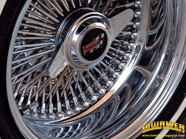 History Of The Wheel Custom Lowrider Wheels And Hubcaps