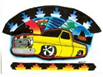 0609_lrap_14_pl-car_drawing-lowrider_truck