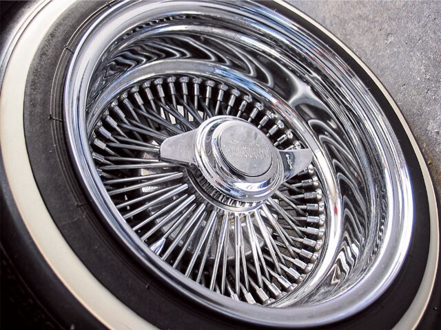 Lowrider Rims And Tires >> Lowrider Knockoff Wire Wheels Lowrider Magazine