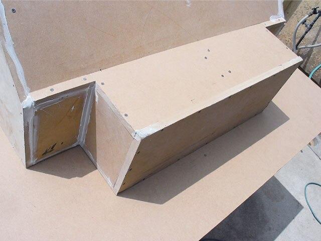 lowrider custom trunk panels