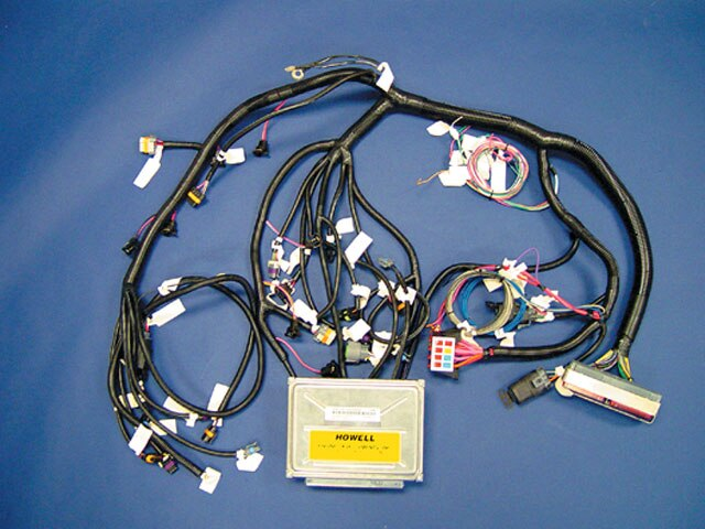tbi fuel injection wiring harness diy fuel injection Jeep XJ Wiring Harness Jeep Wiring Harness Diagram