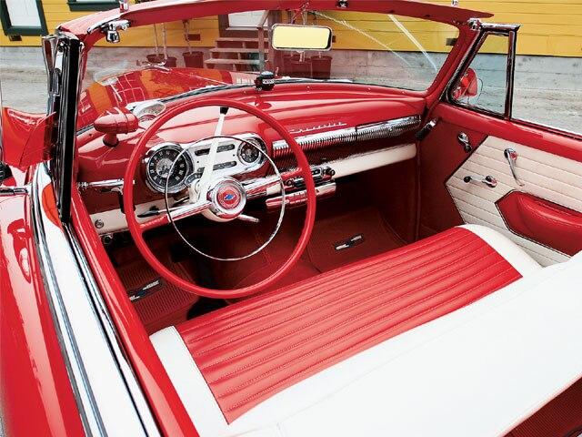 1954 Chevrolet Bel Air Cherry Bomb Lowrider Magazine