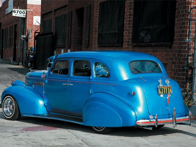 Escalade Ext For Sale >> 1939 Chevrolet Master Deluxe - Foxy Blue - Lowrider Magazine