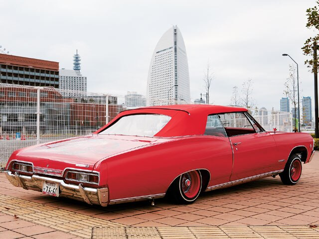 1967 Chevrolet Impala SS - Red Bull - Features - Lowrider ...