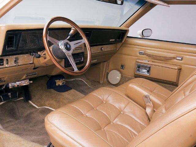 1985 Chevrolet Caprice Bart Davis Lowrider Magazine