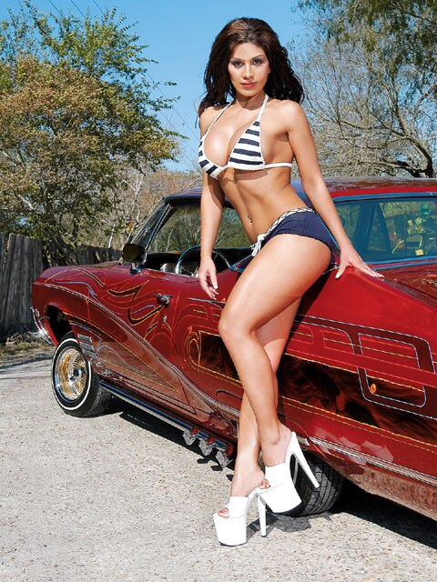 See What Others Paid For Cars >> Elektra Knight - Girls - Lowrider Magazine