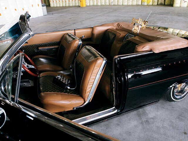 1962 chevrolet impala louis 39 62 vuitton feature lowrider magazine. Black Bedroom Furniture Sets. Home Design Ideas