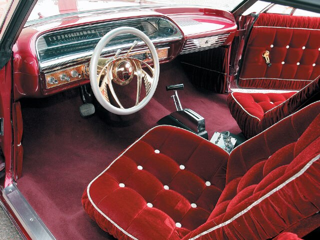 Show Low Ford >> 1963 Chevrolet Impala - A Mi Manera - Feature - Lowrider Magazine