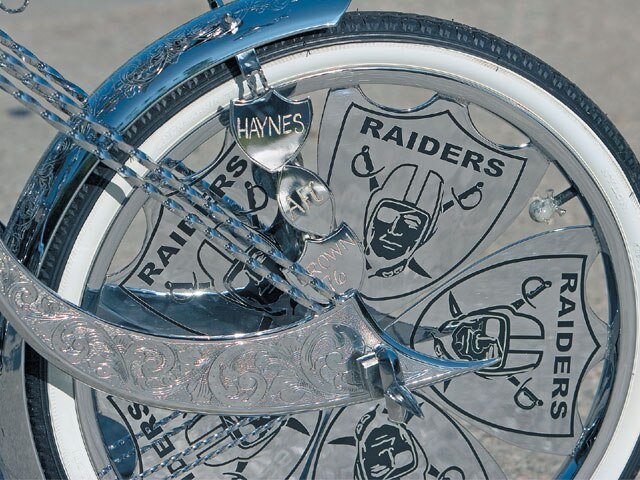 The Raider Image Lowrider Magazine