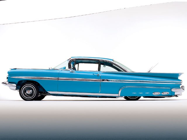 Aftermarket Parts For Chevy 1959 Chevrolet Impala - Aqua Boogie - Feature - Lowrider ...