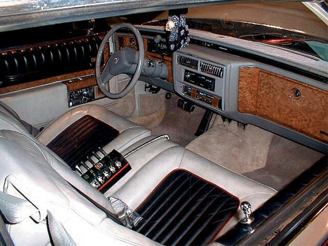 1979 Cadillac Coupe Deville Low Ambition Feature