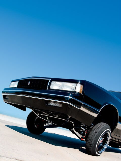 1987 Chevrolet Monte Carlo LS - Homies Edition - Features ...