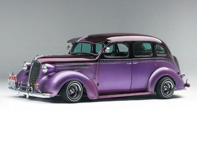 1937 Plymouth 4 Door Sedan Emmanuel Castro Lowrider