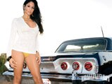 0806_lrms_01_pl-beautiful_nicole_lowrider_girls-posing_by_car