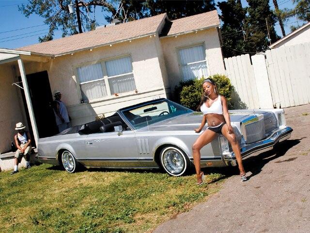 1979 Lincoln Mark V Convertible High Bid Lowrider Magazine