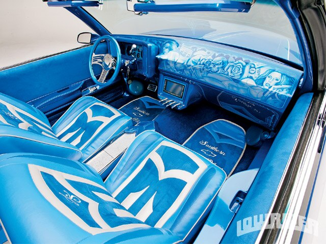 1986 Chevrolet Monte Carlo Ls Southern Blues Lowrider
