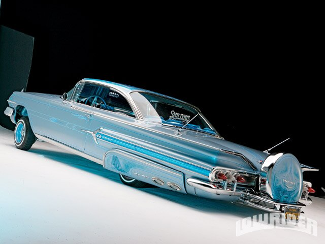 1960 Chevrolet Impala The Sky S The Limit Lowrider
