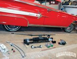 0906_lrmp_04_pl-1960_chevy_impala_unisteer_rack_and_pinion_steering-steering