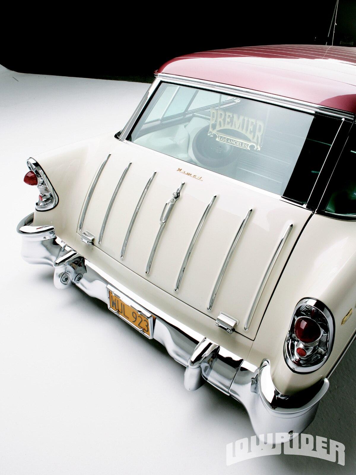 Lrmp Chevrolet Nomad Rear