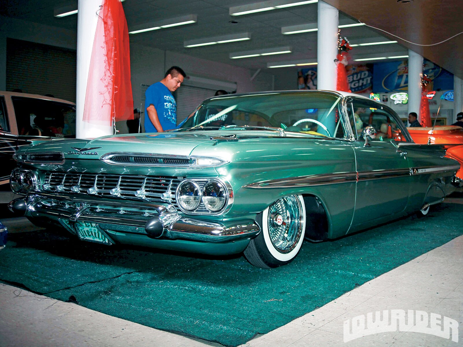 Brown Impressions 30 Years Of Lowriding Lowrider Magazine