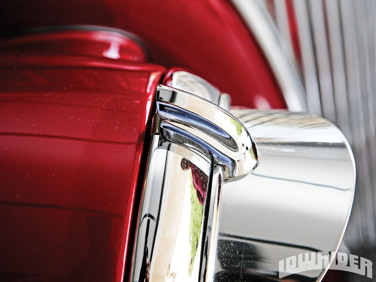 Deluxe Auto Parts >> Classic Car Parts & Accessories - Remington Shaver - Lowrider Magazine