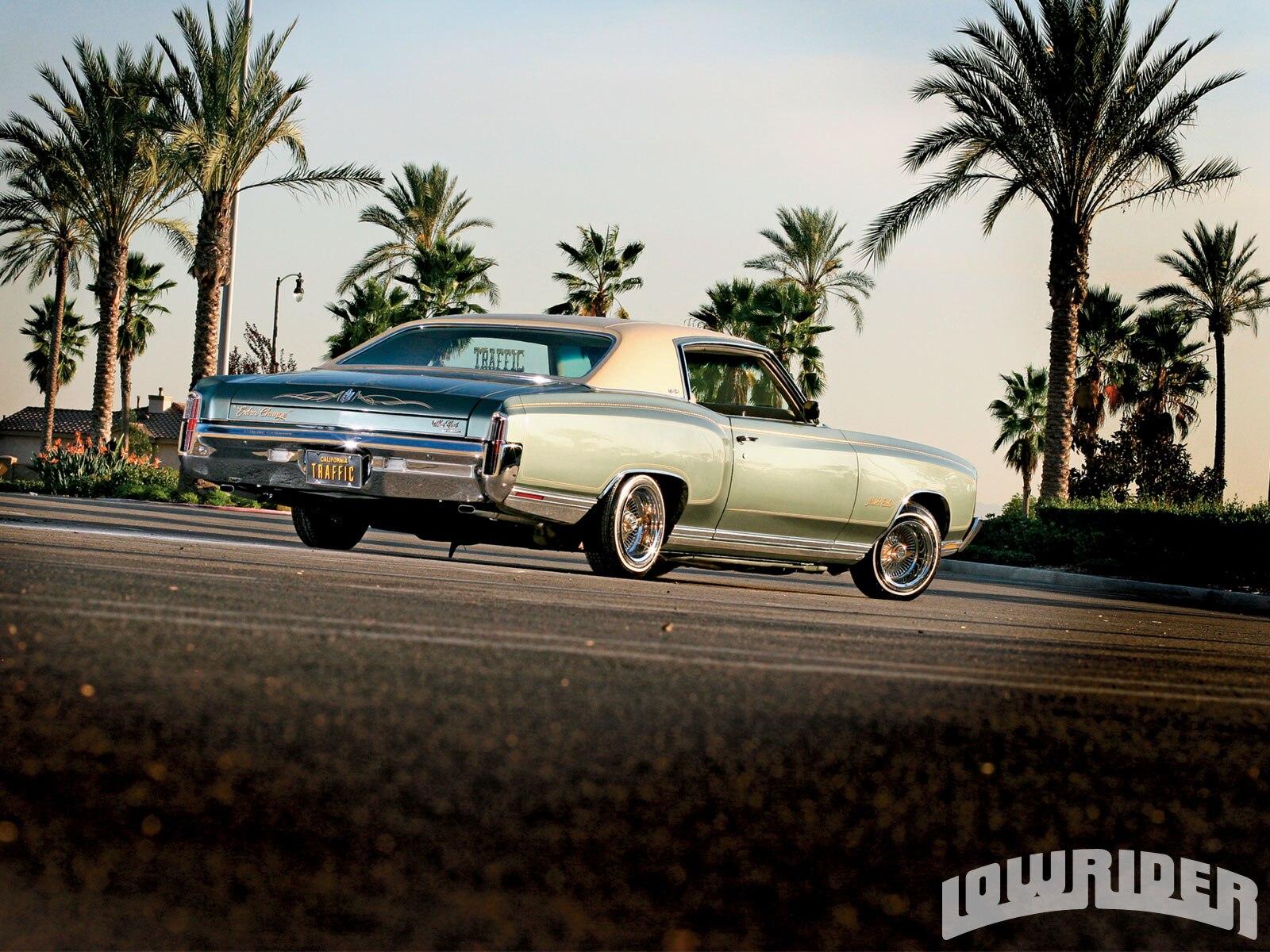 Lrmp Chevrolet Monte Carlo Right Rear