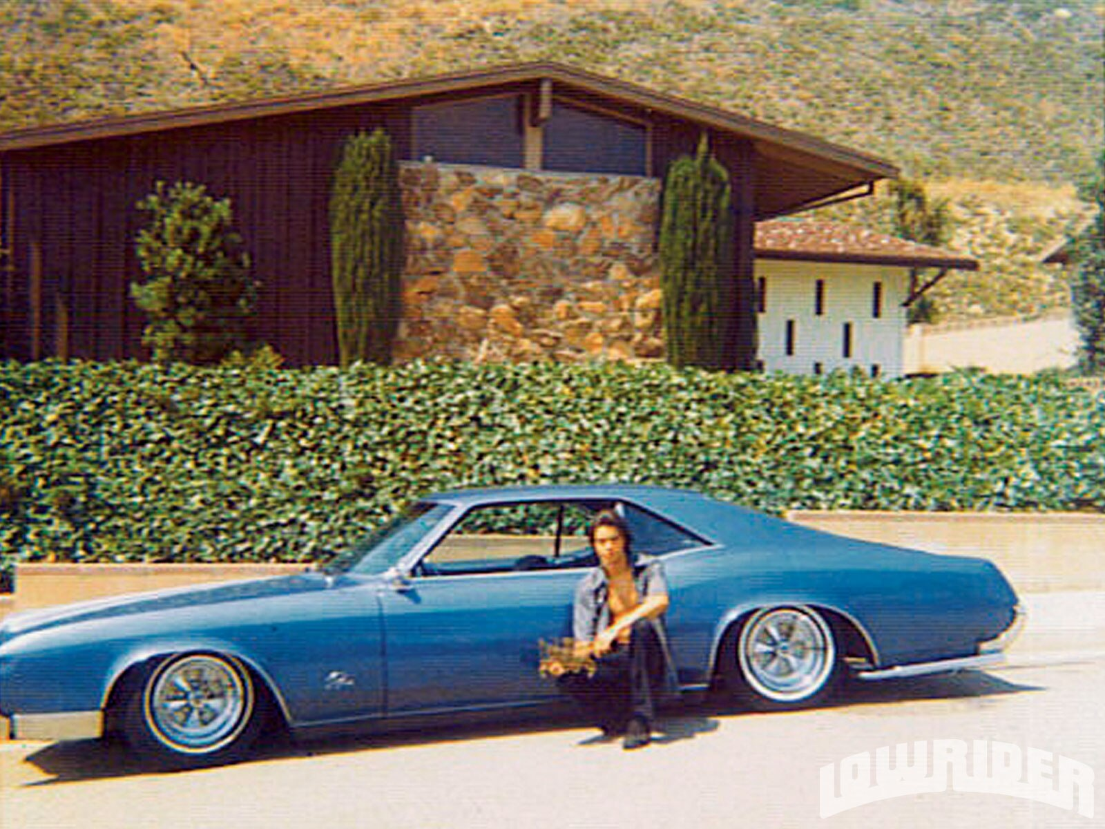 Ltd Lowrider >> Bachelors LTD Car Club East Los Angeles - American Muscle Cars - Lowrider Magazine
