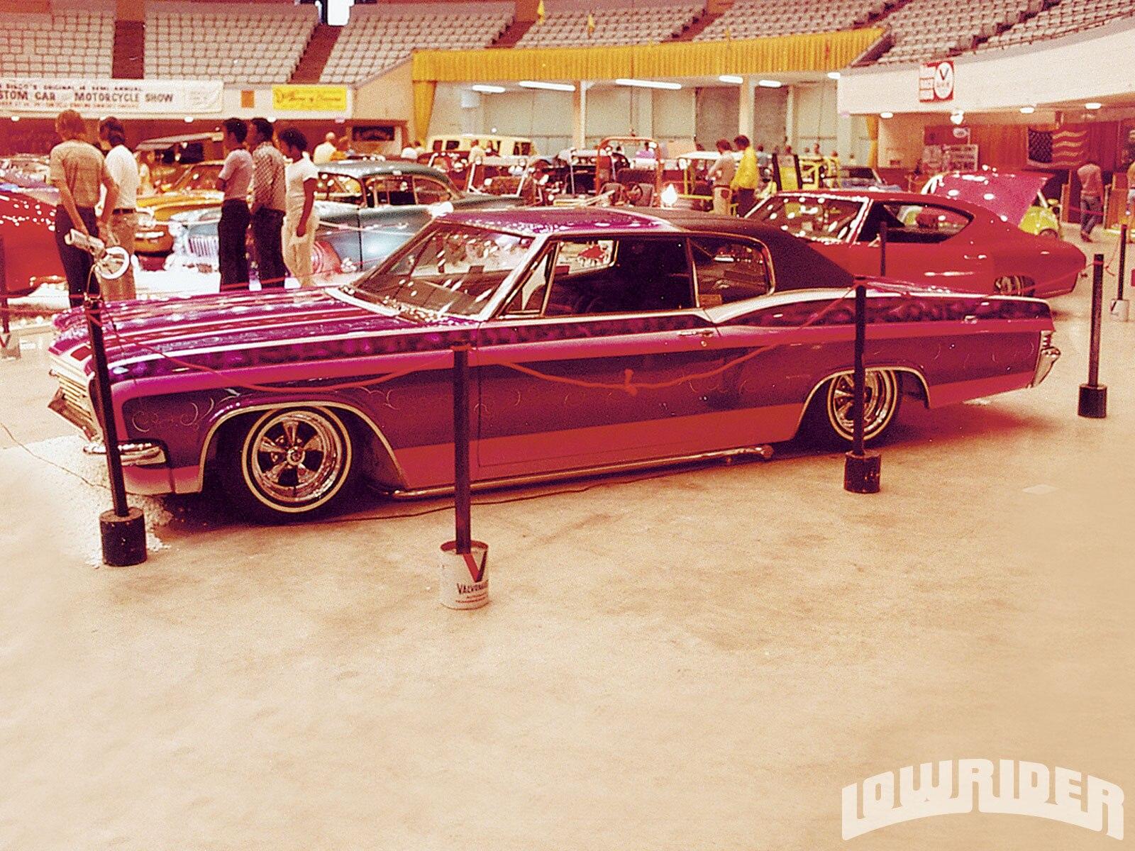 1963 Chevrolet Impala More Vintage Rides Lowrider Magazine