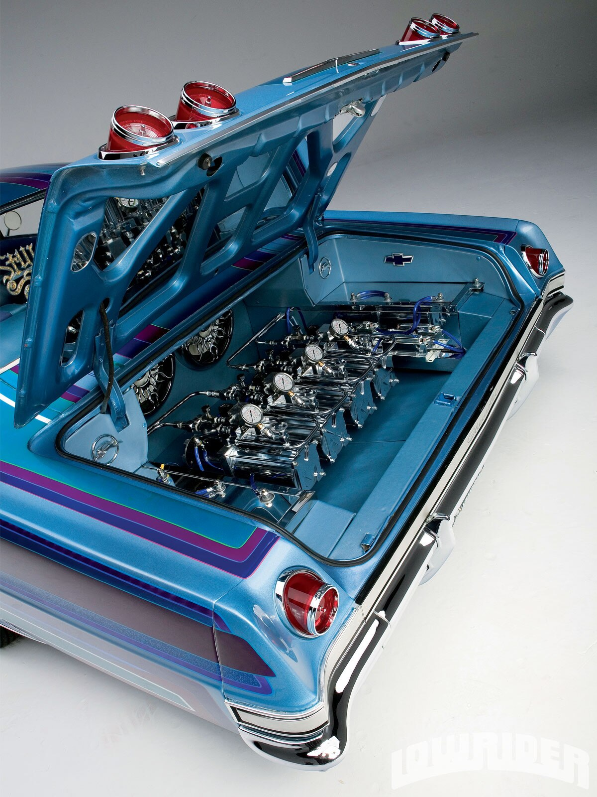 Lrmp O Chevrolet Impala Trunk