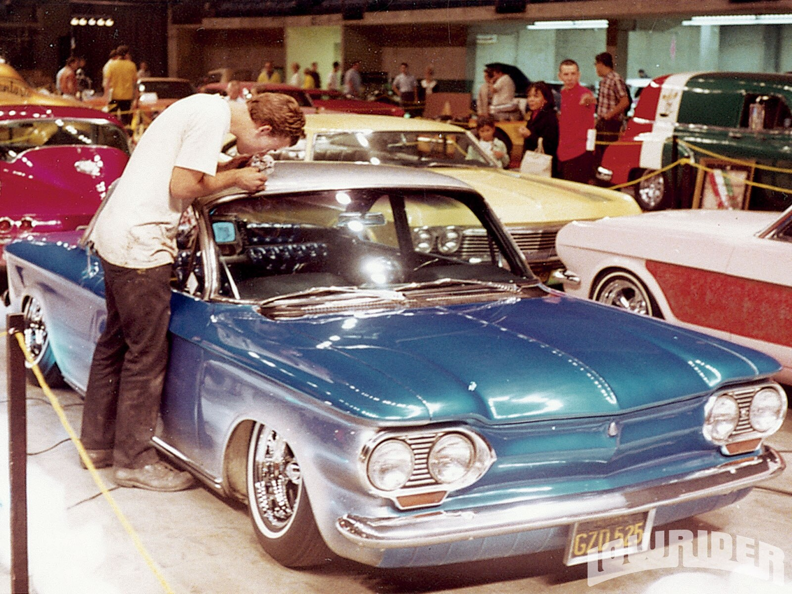 Chevy Vin Decoder >> 1968 Buick Riviera and Other Vintage Rides - Custom Lowriders - Lowrider Magazine