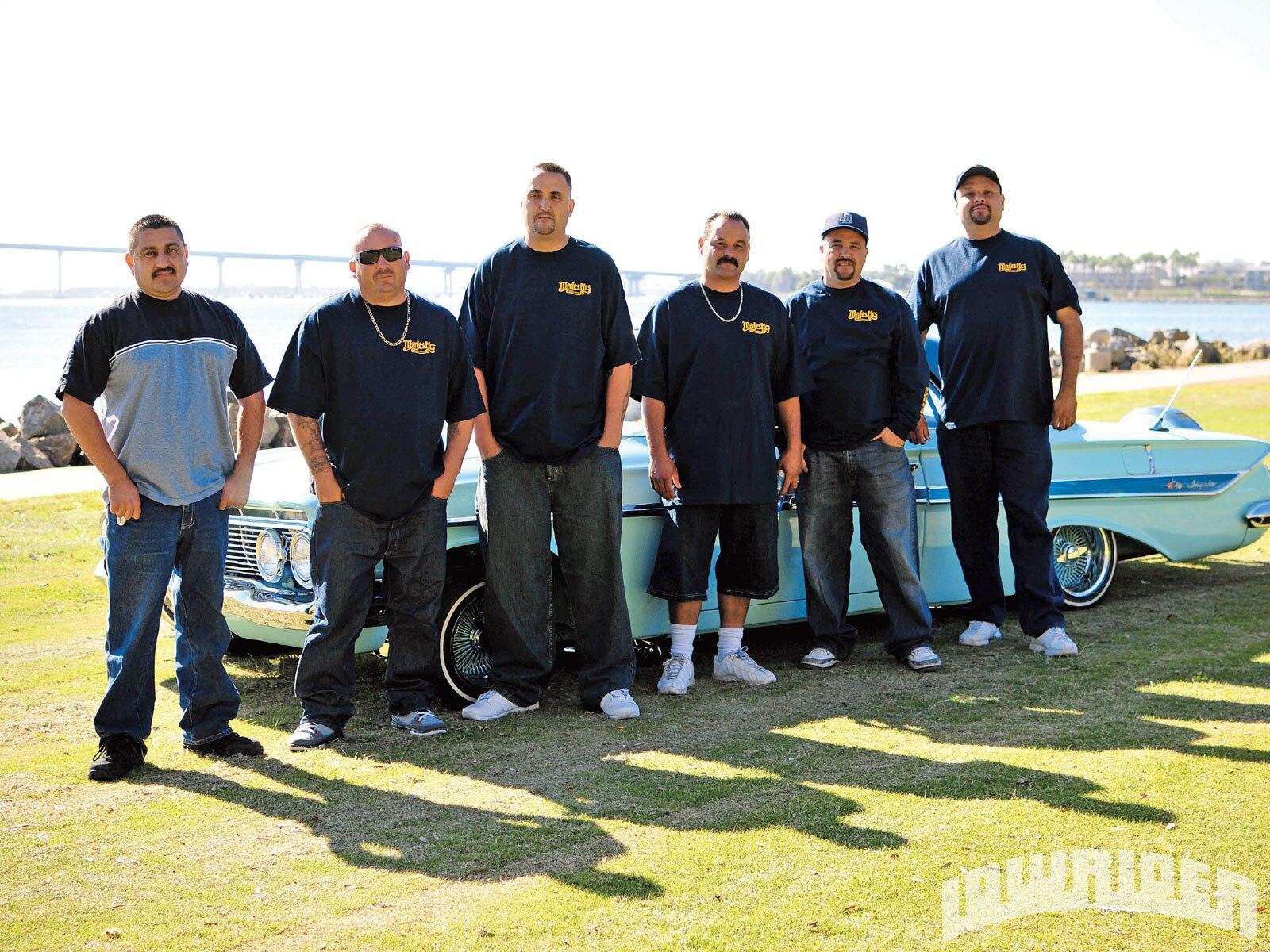 Lrmp O Rob Bird Rice Majestics Car Club San Diego The Crew