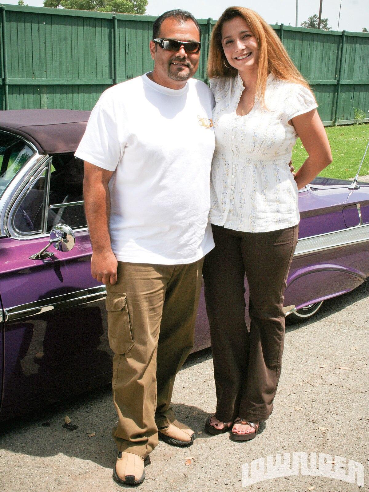 '61 Impala convertible - Danny Ayala