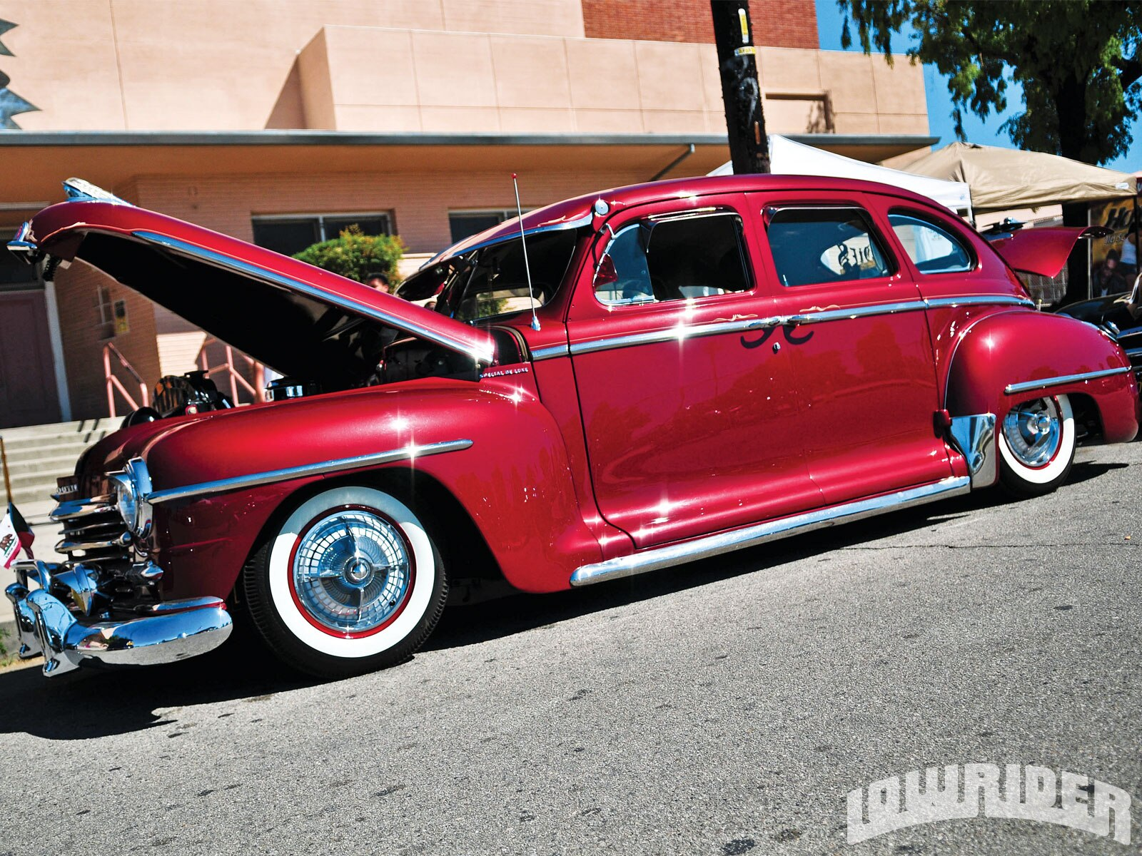 Oldies Car Show San Fernando