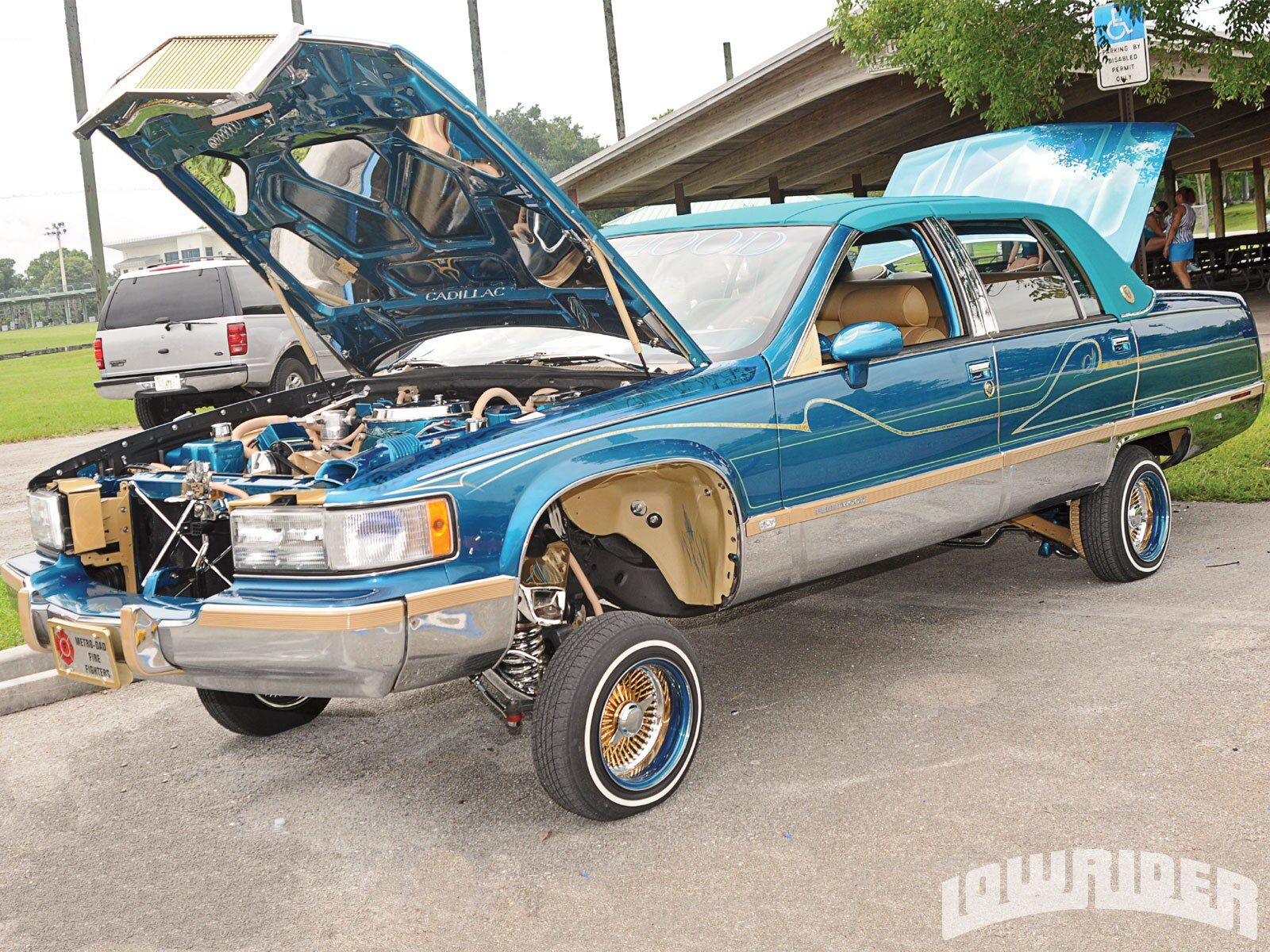Majestics Car Club First Annual Miami Picnic - Lowrider Magazine