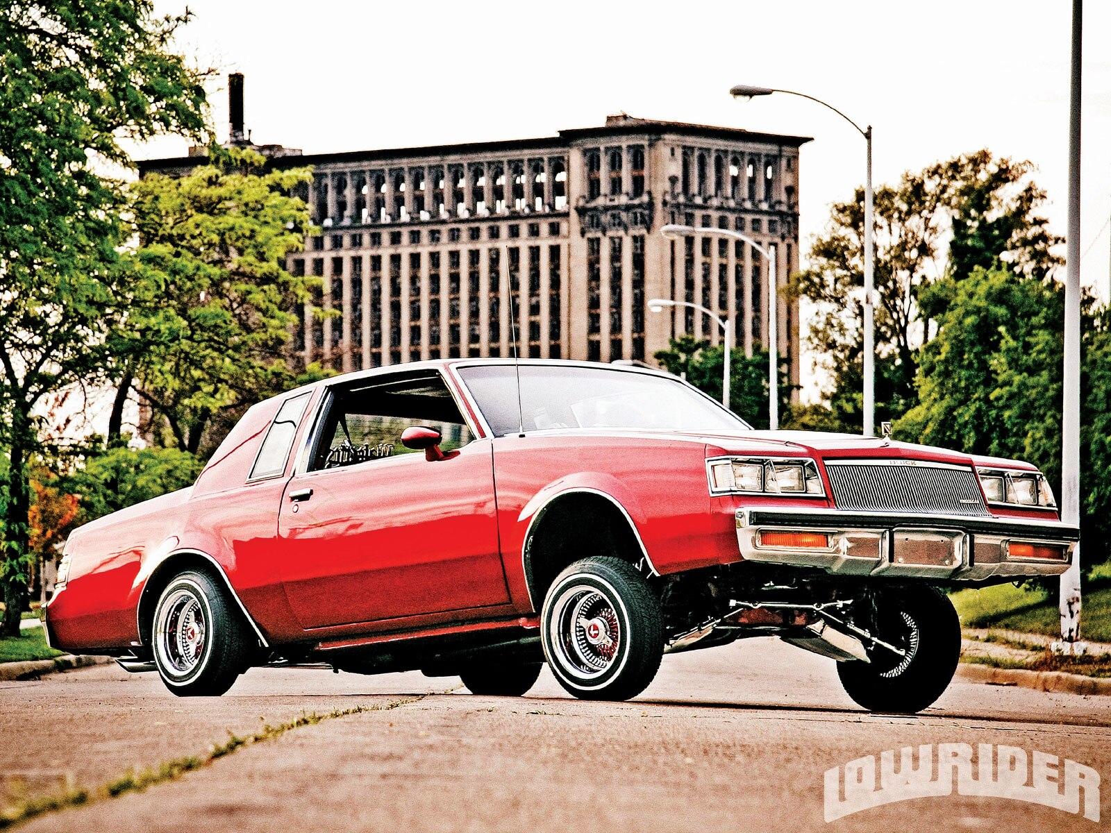 1986 Buick Regal - Chevy 362 Engine - Lowrider Magazine