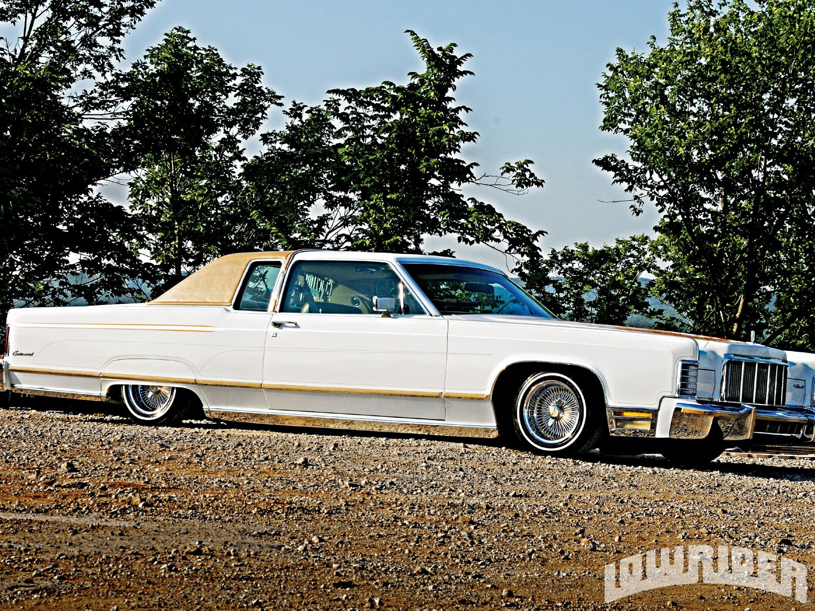 1976 Lincoln Town Car Lowrider Magazine